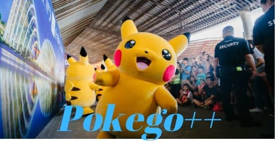 Pokego++ download