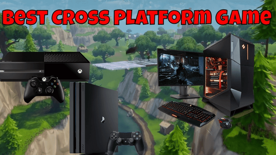 All Cross-Platform Games For all Android & PC
