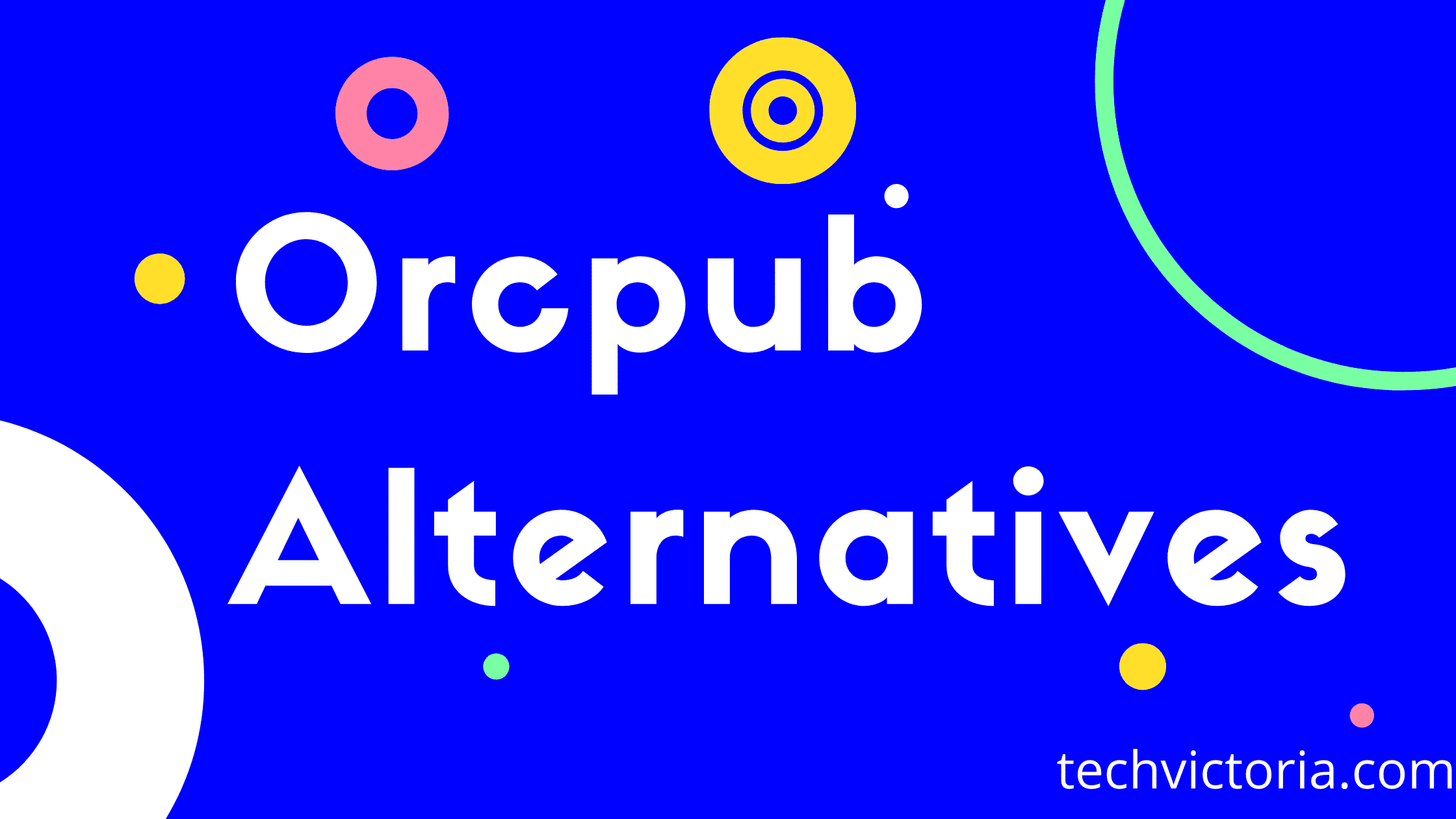 Orcpub Alternatives